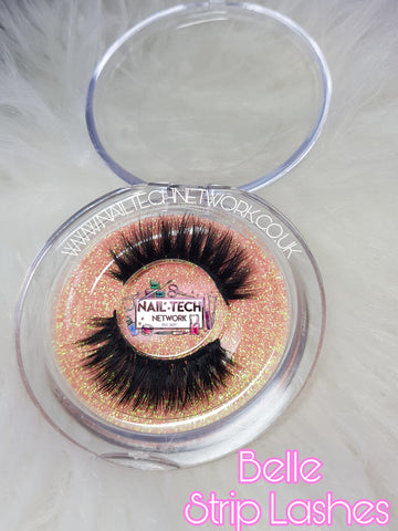 Belle Strip Lashes