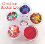 Christmas stacker two