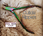 NTN Rainbow Cuticle Nippers