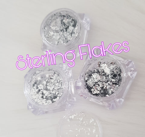 Sterling Flakes