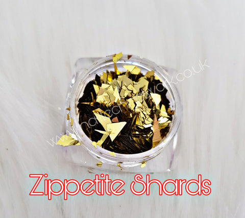 Zippetite Shards