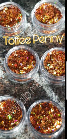 Toffee Penny Glitter