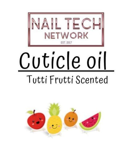 Tutti Fruitti Scented Cuticle Oil