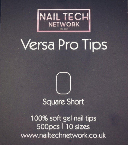 Versa Pro Tips - Square Short