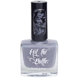 Hit the bottle stamping polish - Looking For Mr Grey