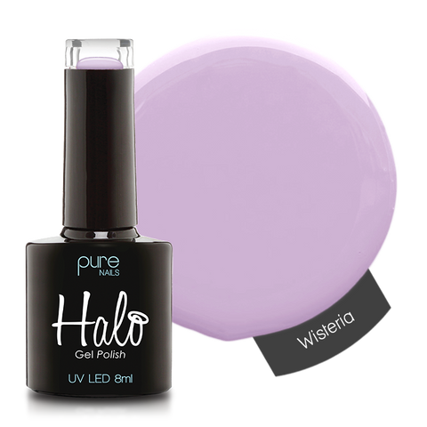 Halo Gel Polish Wisteria 8ml