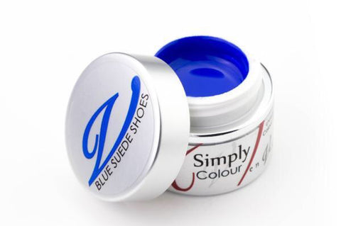 En Vogue Simply Colour Gel - Blue Suede Shoes
