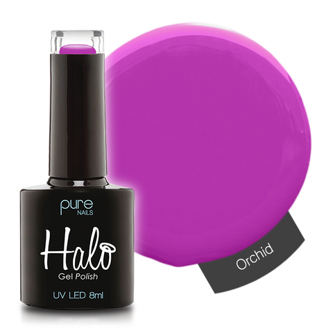 Halo Gel Polish Orchid 8ml