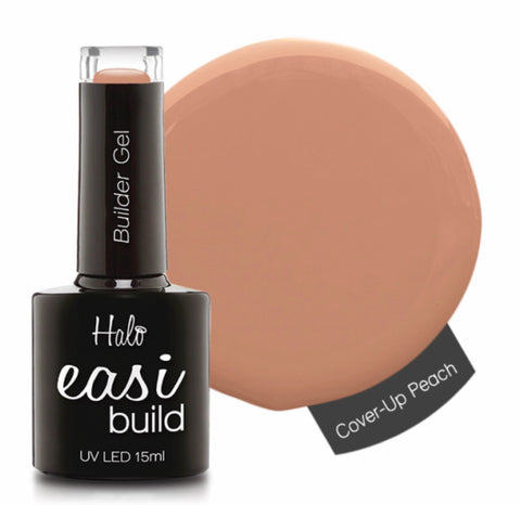 Halo Easi Build 15ml Cover Up Peach