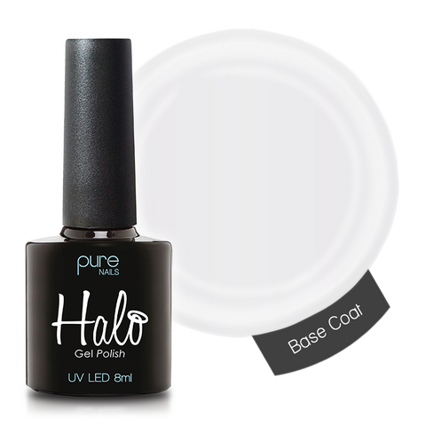 Halo Gel Polish Base Coat 15ml