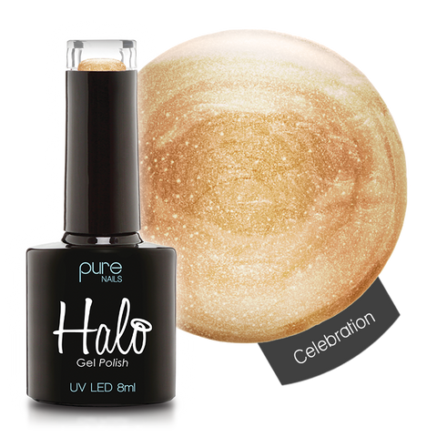Halo Gel Polish Celebration 8ml