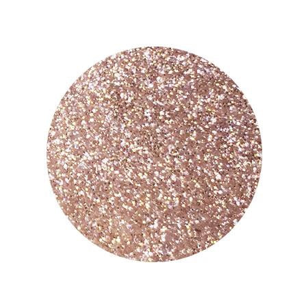Trilogy Rose Gold Glitter Acrylic