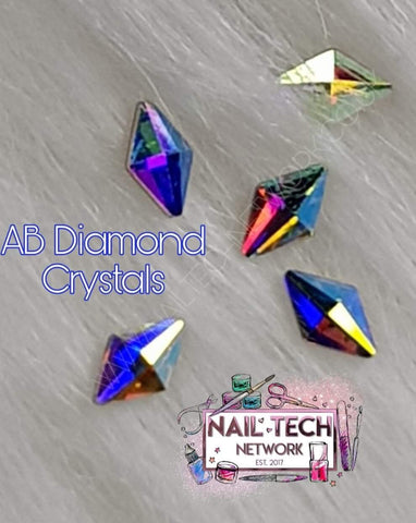AB Diamond Crystals large
