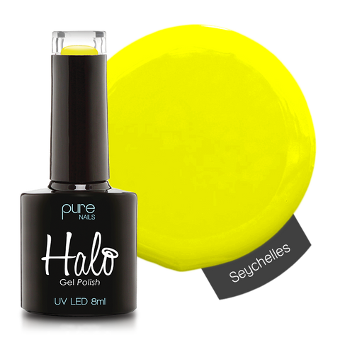 Halo Gel Polish Seychelles 8ml