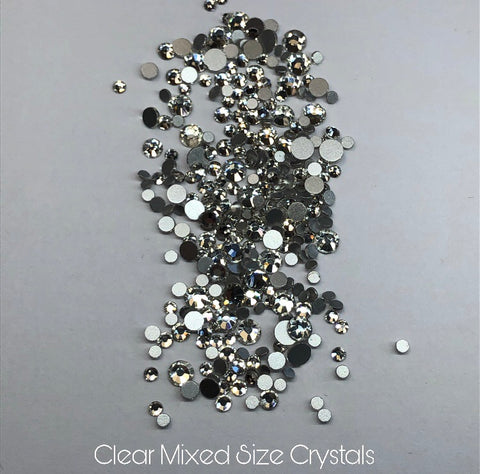 Clear Mixed Crystals