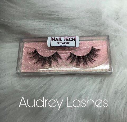 Audrey Strip Lashes