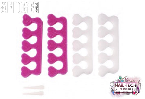 The EDGE Toe Separators (Pack of 12)