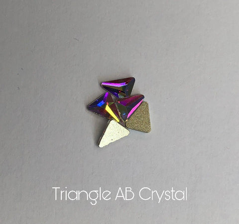 AB Triangle Crystals