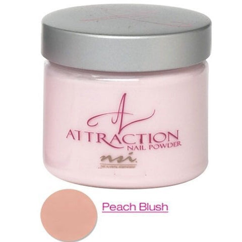 NSI Attraction Peach Blush 40g