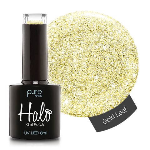 Halo Gel Polish Gold Leaf 8ml