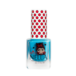 Miss Nella's Mermaid Blue Nail Polish