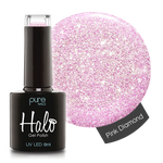 Halo Gel Polish Pink Diamond 8ml