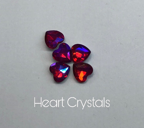 Heart crystals