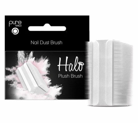 Halo Plush Brush
