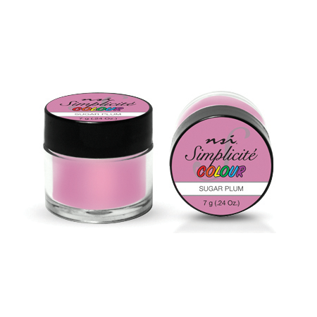 NSI Simplicité colour pot Sugar Plum 7g