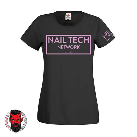Nail Tech Network Tshirt