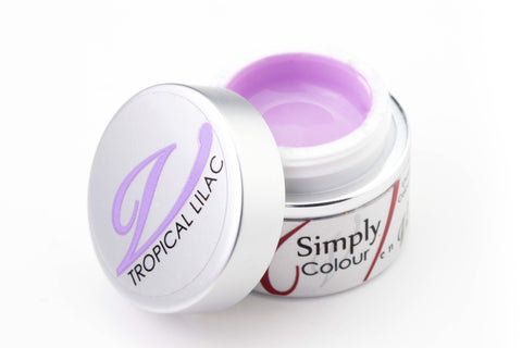 En Vogue Simply Colour Gel - Tropical Lilac