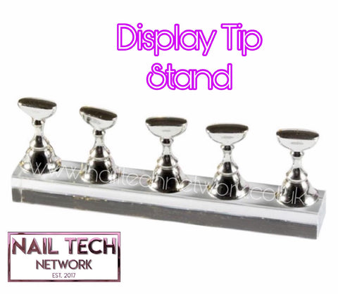 Display Tip Stand
