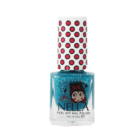 Miss Nella's Under The Sea Glitter Nail Polish
