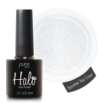 Halo Gel Polish Sparkle Top Coat 8ml