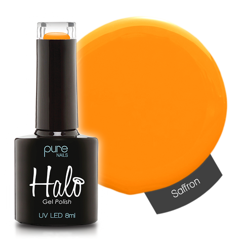 Halo Gel Polish Saffron 8ml