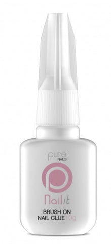 Pure Nails Brush On Glue 10g