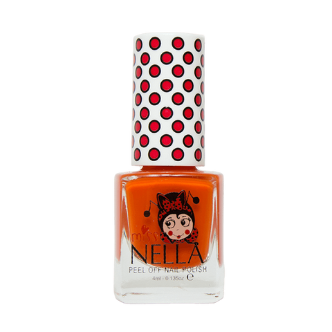 Miss Nella's Poppy Fields Nail Polish