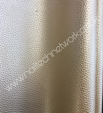 Faux leather gold background
