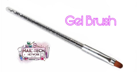 50mm oval gel brush