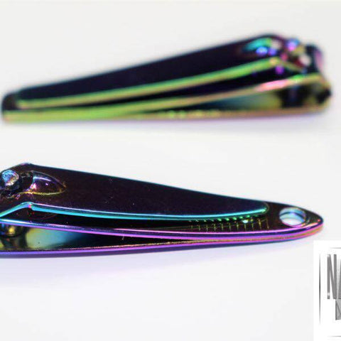 Rainbow Nail Clippers - Small