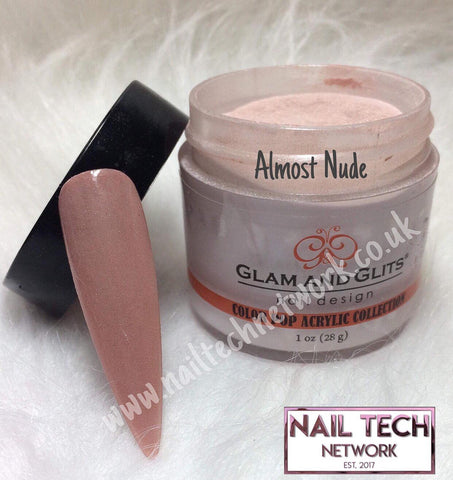 Glam & Glits Color Pop Collection Almost Nude