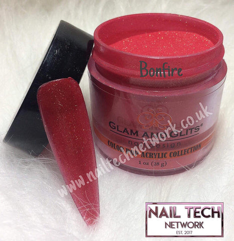 Glam & Glits Color Pop Collection Bonfire
