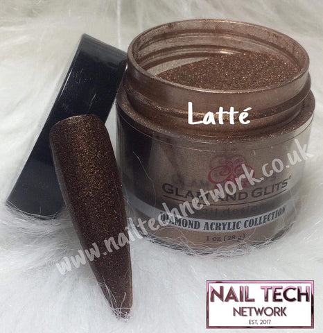Glam & Glits Diamond Collection Latte
