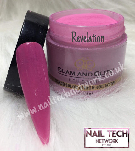 Glam & Glits Naked Color Collection Revelation