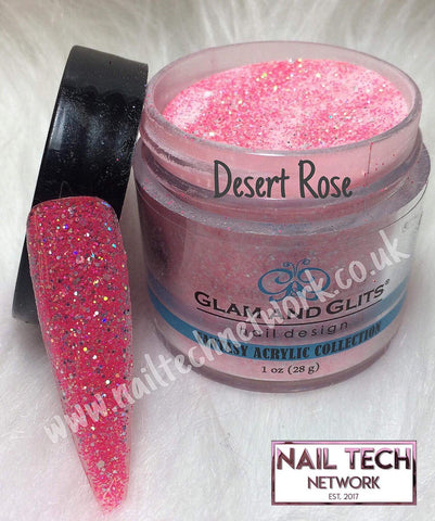 Glam & Glits Fantasy Collection - Desert Rose
