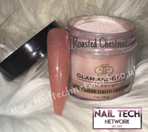 Glam & Glits Naked Color Collection Roasted Chestnut