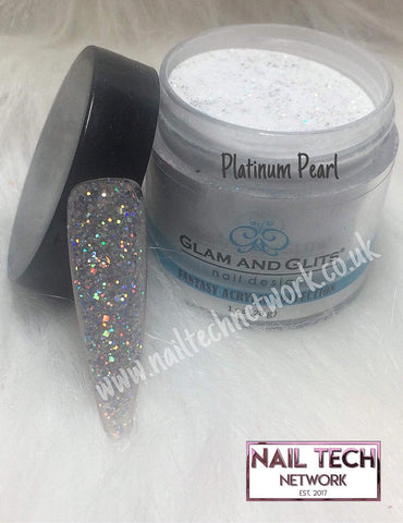 Glam & Glits Fantasy Collection - Platinum Pearl
