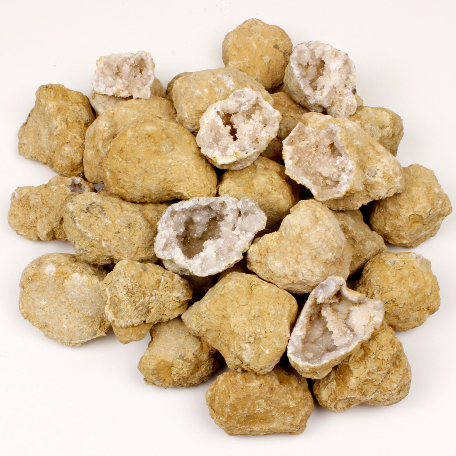35 Break Your Own geodes, Large ( 1 5-2