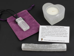 selenite set