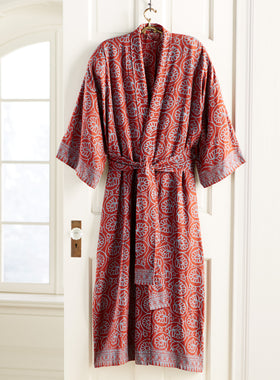 Royal Batik Robe
